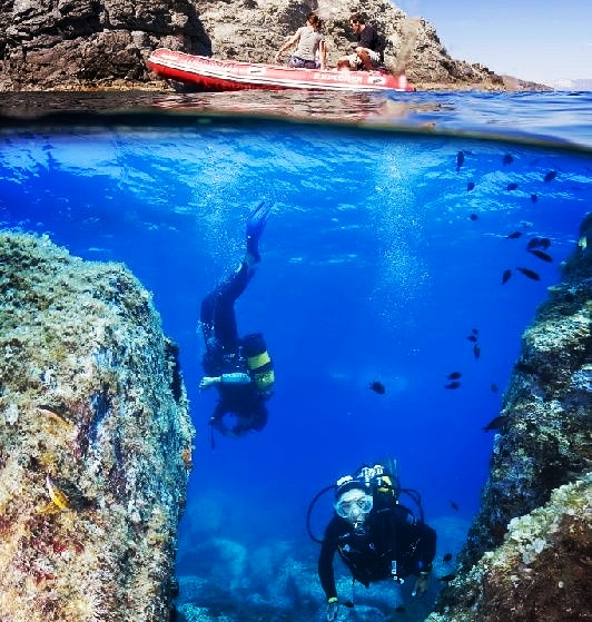 SCUBA Diving with Abyss Plongée Cap D'Agde, South of ...  |Scuba South France