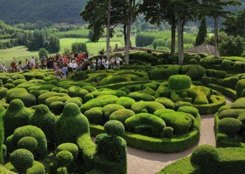 Rendez-vous aux Jardins, May (Marqueyssac gardens, Dordogne)