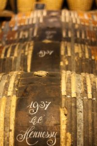 Authentic XO (Extra old) French Cognac ageing in Oak barrels