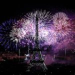 Celebrating New Year's Eve in France - Fireworks