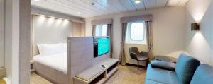 Luxury Cabin Ferry - Les Vieilles Ombres